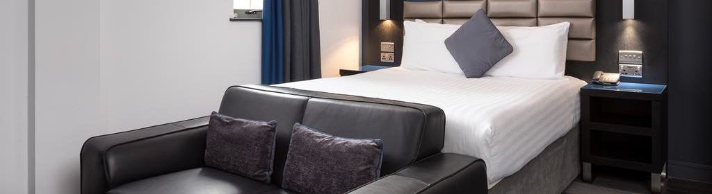 Chester Serviced Accommodation - Chester City Apartments Near Chester Racecourse - Urban Stay 10