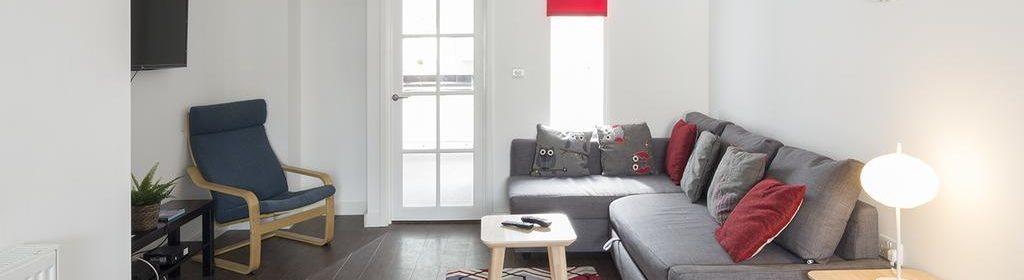 Corporate Accommodation Maidstone Kent-Sunny Terrace Apartments-Grecian Street-Urban Stay 3
