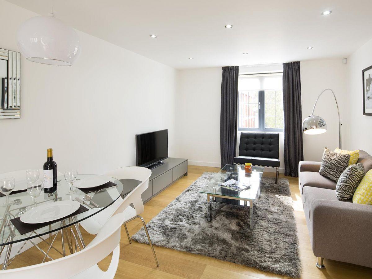 Corporate Apartments Aldgate - Tenter Street Apartments Near Spitalfields Markets - Urban Stay 1