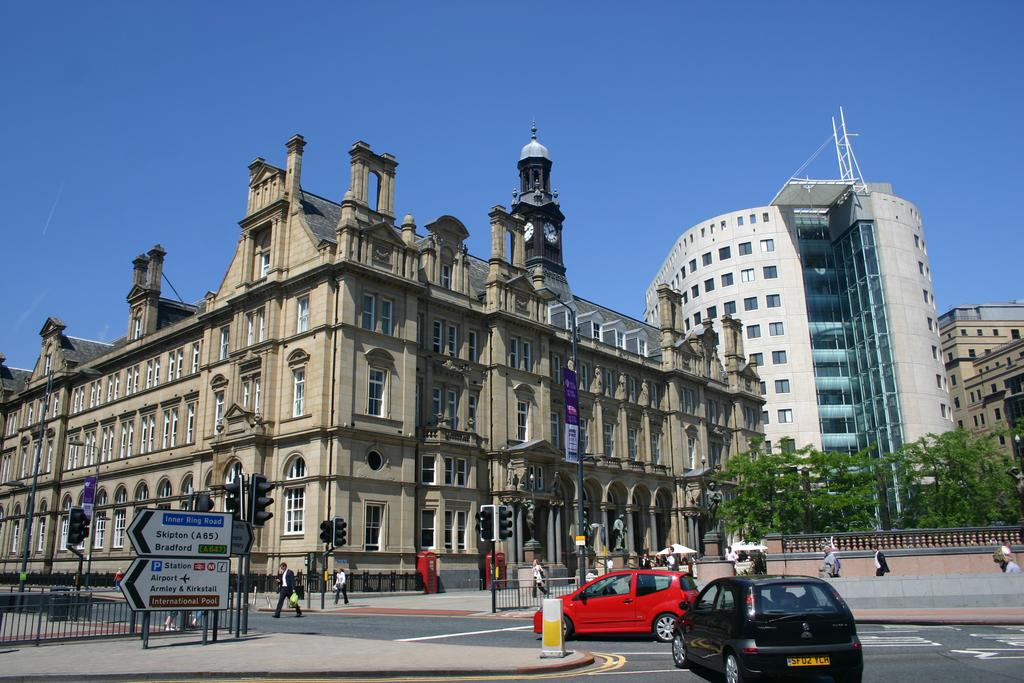 Corporate Apartments Leeds - Infirmary Street Apartments ...