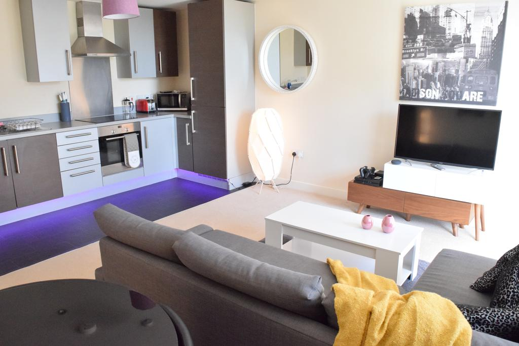 Corporate Apartments Milton Keynes - Brooklyn House Apartments Near The Centre MK - Urban Stay 15