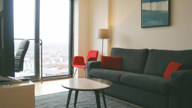 Corporate Apartments Sheffield - St Paul's Apartments-St Paul's Square-Urban Stay 11