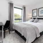 Corporate Apartments Southampton, UK Available Now I Book Serviced Short Let Accommodation in Hampshire - Royal Crescent Apartments I Free Parking & Balcony