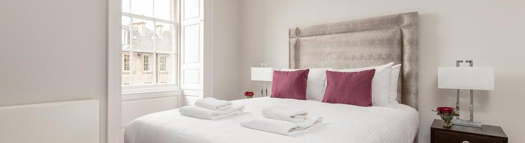 Edinburgh Corporate Apartments - Chisholm Hunter Apartments-Frederick Street-Urban Stay 8