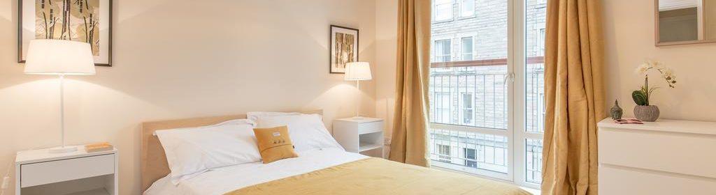 Edinburgh Luxury Accommodation - Duff Street Apartments Near Murrayfield Stadium - Urban Stay 4