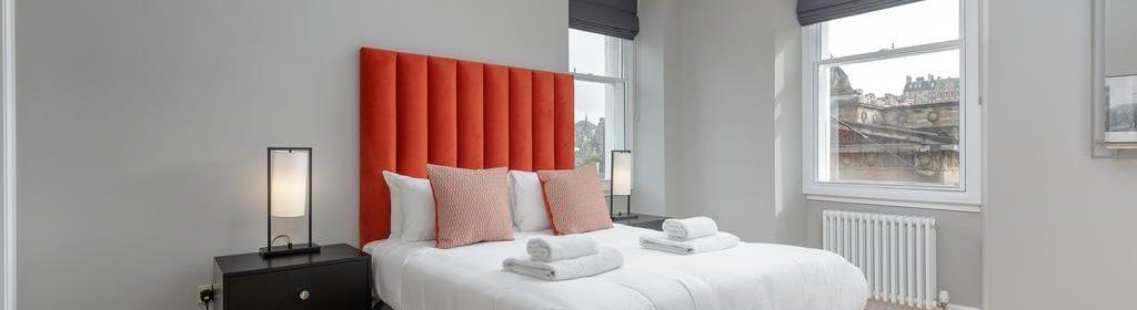 Edinburgh Luxury Apartments-Hanover Serviced Apartments Near National Museum of Scotland-Urban Stay 23