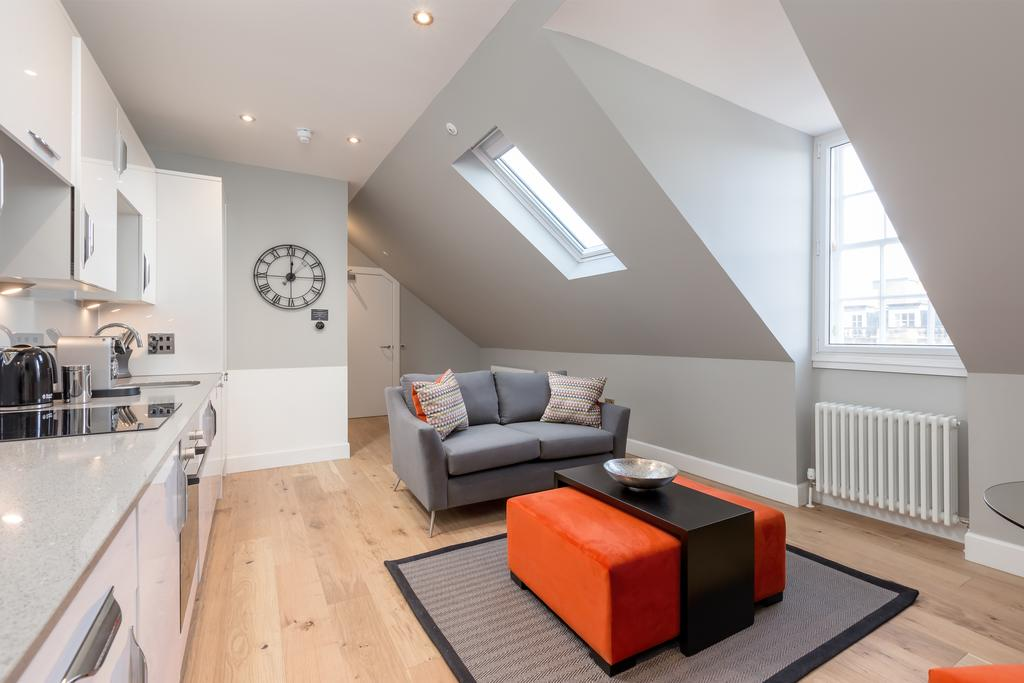 Edinburgh Short Let Apartments, UK - Hanover Serviced ...