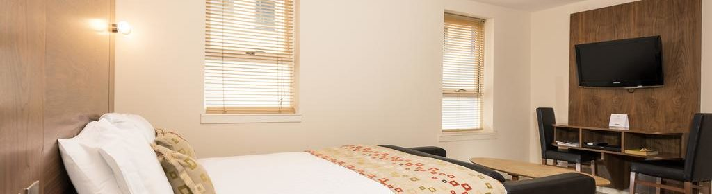 Edinburgh Serviced Accommodation-Central Edinburgh Apartments-Nether Bakehouse-Urban Stay 3