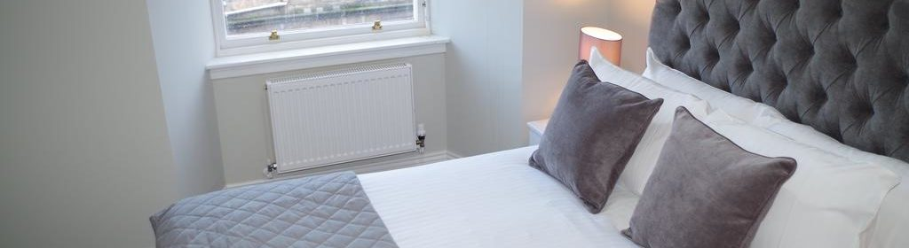 Glasgow Luxury Accommodation - Vincent Street Apartments Near Royal Concert Hall - Urban Stay 12