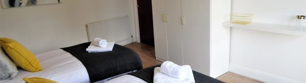 Glasgow Serviced Apartments Langlands Road London UK Urban Stay 8