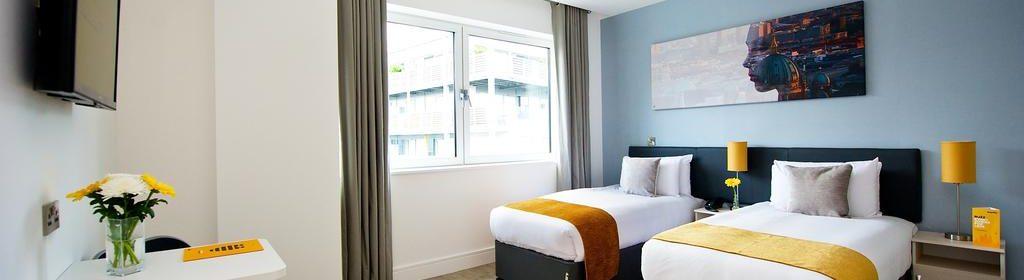 Greenwich Serviced Aparthotel - High Road Accommodation - Urban Stay 10