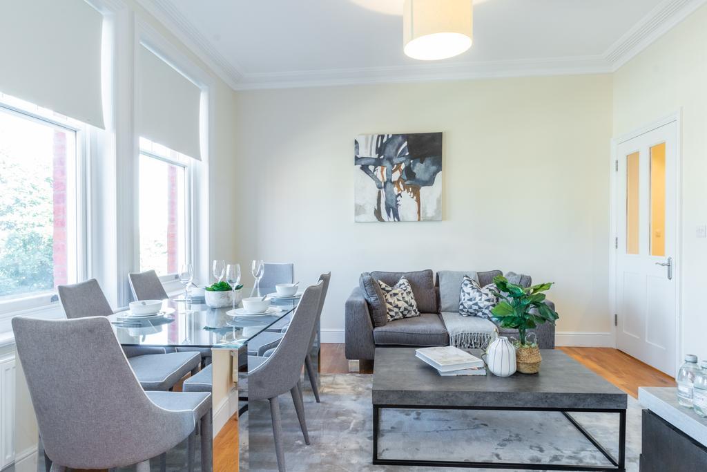 Hammersmith Serviced Accommodation - Hamlet Gardens Apartments Near Eventim Apollo - Urban Stay 23