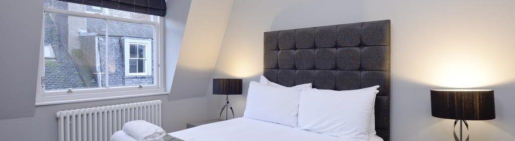 Self Catering Accommodation Edinburgh - Hill Street Apartments - Edinburgh Castle - Urban Stay 10
