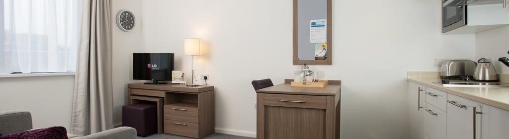 Serviced Accommodation in Birmingham - Martineau Place Apartments - Urban Stay 11