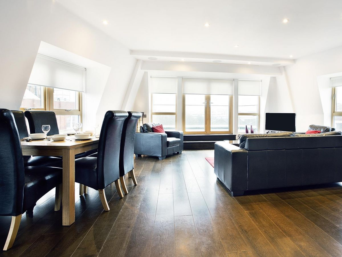 Serviced Apartments Clerkenwell - Clerkenwell One Apartments Near Old Bailey - Urban Stay 3