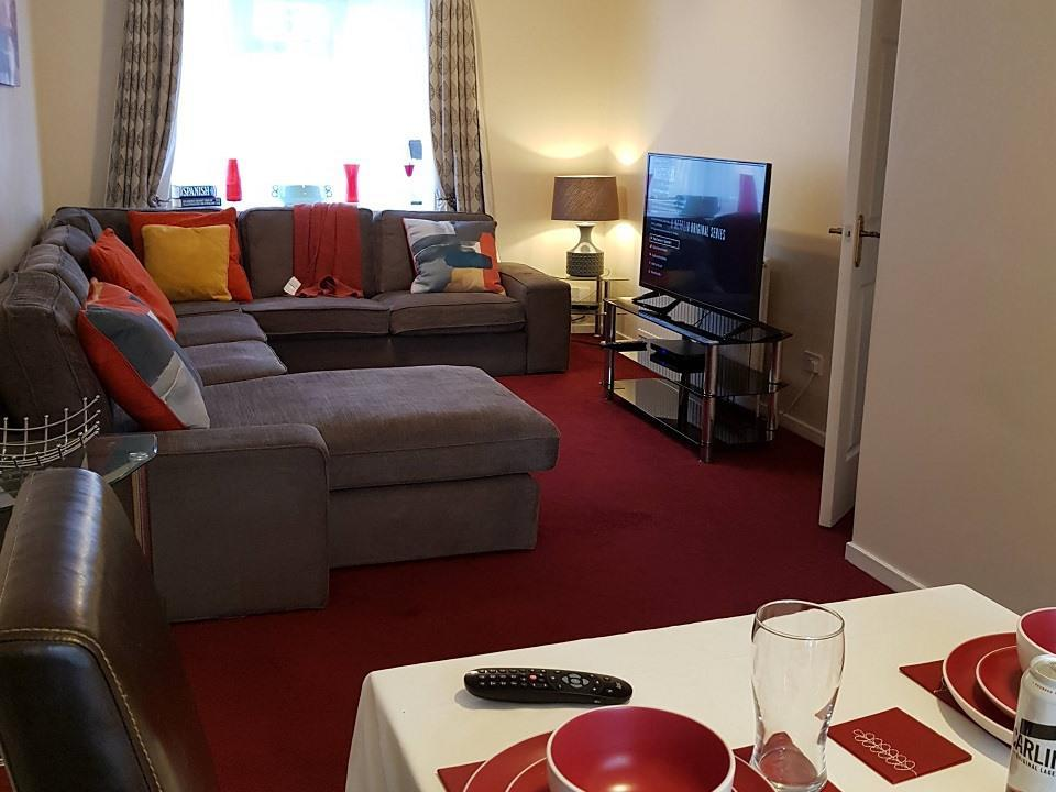 Serviced Apartments Luton-Ravenhill  House Apartments Near Kenilworth Road Stadium-Urban Stay 14