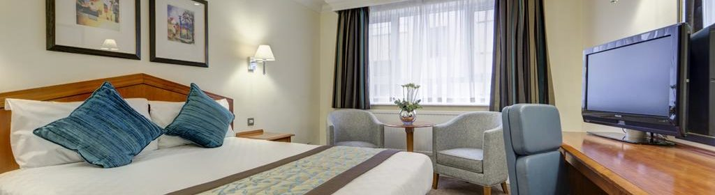 Serviced Apartments in Shoreditch near Barbican Tube Stations - Central Street London - Urban Stay 4