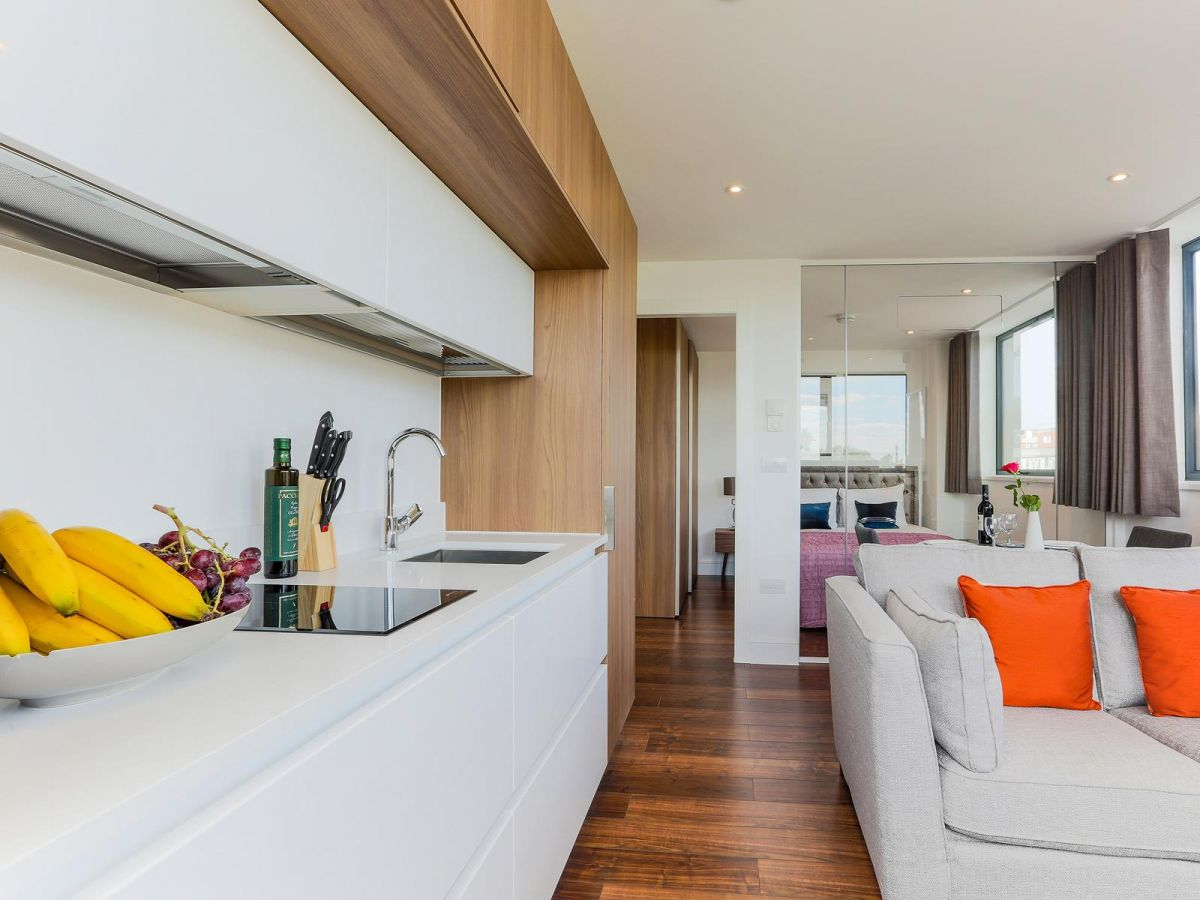 South Hampstead Serviced Apartments - Centre Heights Apartments Near Tube Station - Urban Stay 8