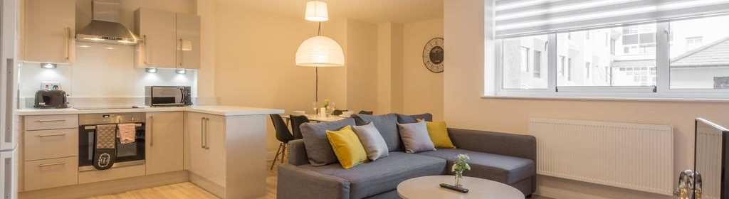 Stevenage Accommodation - Swingate Short Stay Serviced Apartments - Urban Stay 7