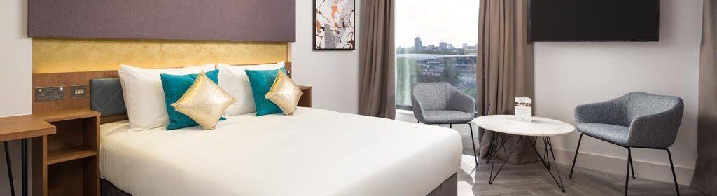 Stratford Serviced Accommodation - London Stratford Apartments Near Olympic Stadium - Urban Stay 1