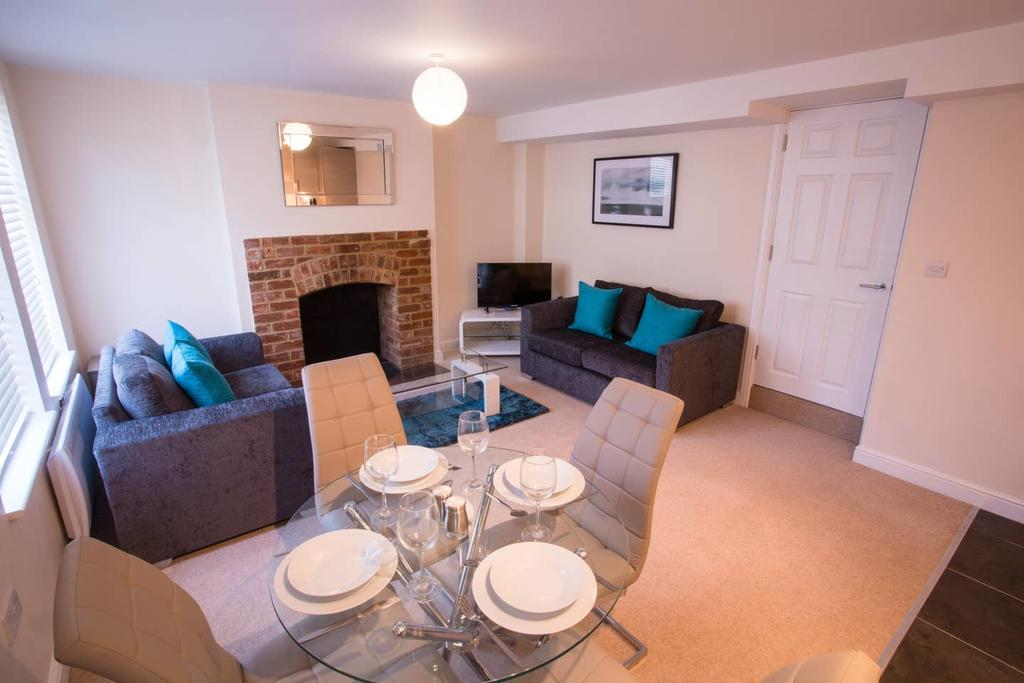 Wantage Serviced Apartments - Mill Street Apartments Near Didcot Parkway railway station-Urban Stay 5