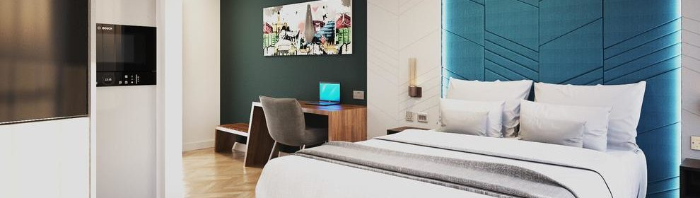 York Serviced Accommodation - York City Apartments Near Cliffords Tower - Urban Stay 2