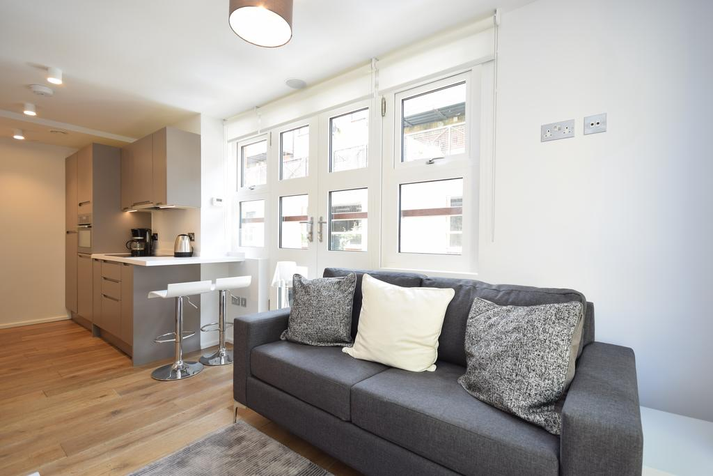 Camden Self-catering Apartments - Bruges Place Apartments Near Camden Market - Urban Stay 14