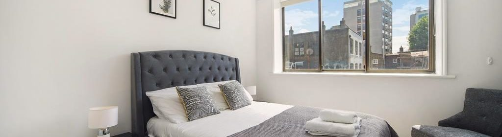 Camden short-let Accommodation - Chitty Street Apartments Near Dominion Theatre - Urban Stay 12