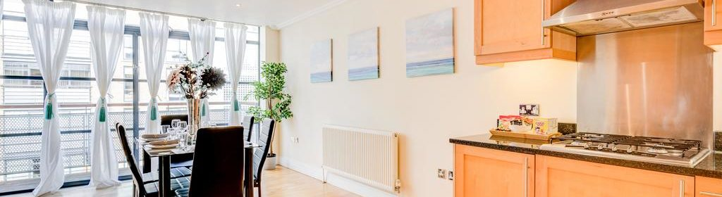 Corporate Accommodation Brentford - Town Meadow Apartments Near Griffin Park London - Urban stay 18