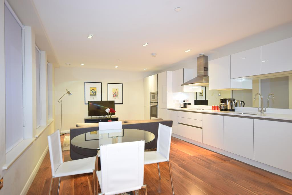 Corporate Apartments Holborn - Aston House Apartments Near St Paul's Cathedral - Urban Stay 12