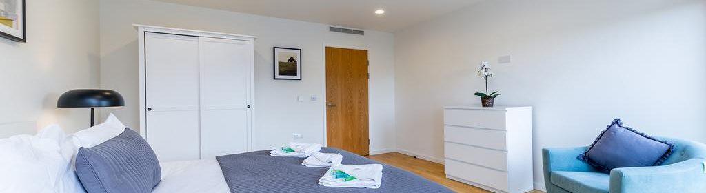 Luxury Accommodation Camden - Lux Regents Park Apartments Near London Zoo - Urban Stay 19