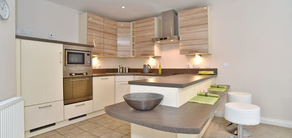 Luxury Corporate Apartments Aberdeen - Old Mill Road Apartments Near Union Square- Urban Stay 4