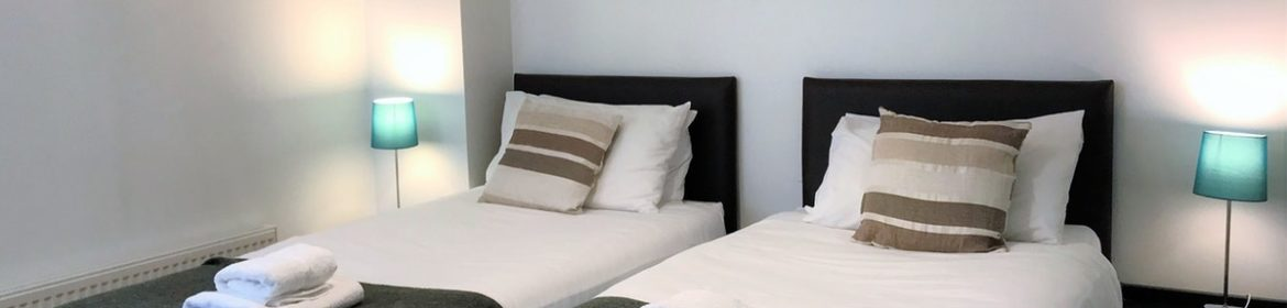 Luxury Corporate Apartments Glasgow - College Apartments Near Glasgow Central station - Urban Stay 5