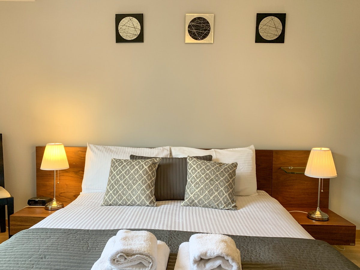 Luxury Corporate Apartments Glasgow - College Apartments Near Glasgow Central station - Urban Stay 8