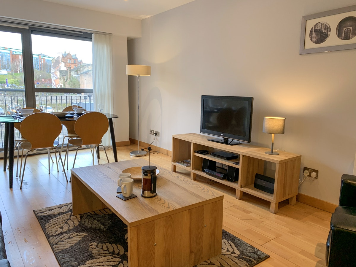 Luxury-Corporate-Apartments-Glasgow---College-Apartments-Near-Glasgow-Central-station---Urban-Stay