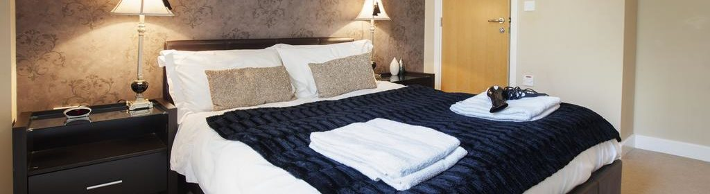 Milton Keynes Self-catering Apartments - South Vizion Apartments Near The MK Shopping Centre - Urban Stay 15