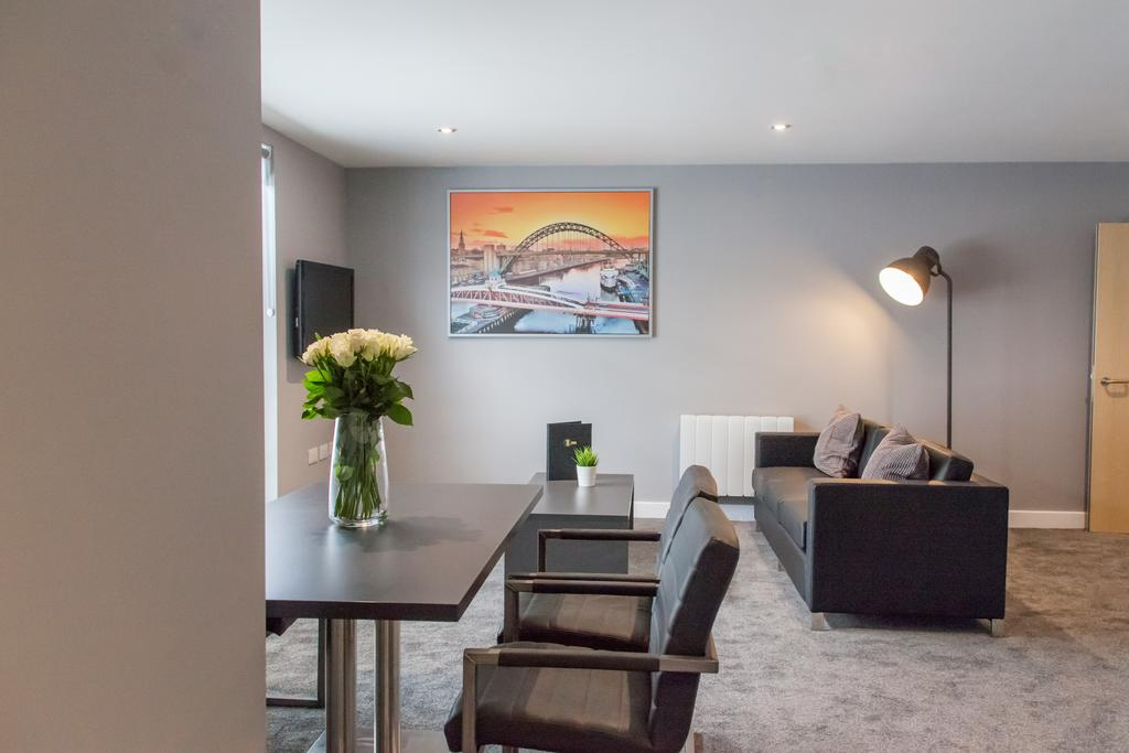 Newcastle Corporate Apartments - Aerial House Apartments Near Sage Gateshead - Urban Stay 16