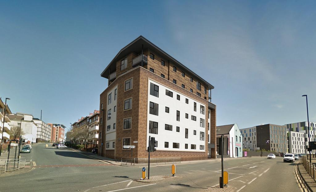 Newcastle-Corporate-Apartments---Aerial-House-Apartments-Near-Sage-Gateshead---Urban-Stay-6