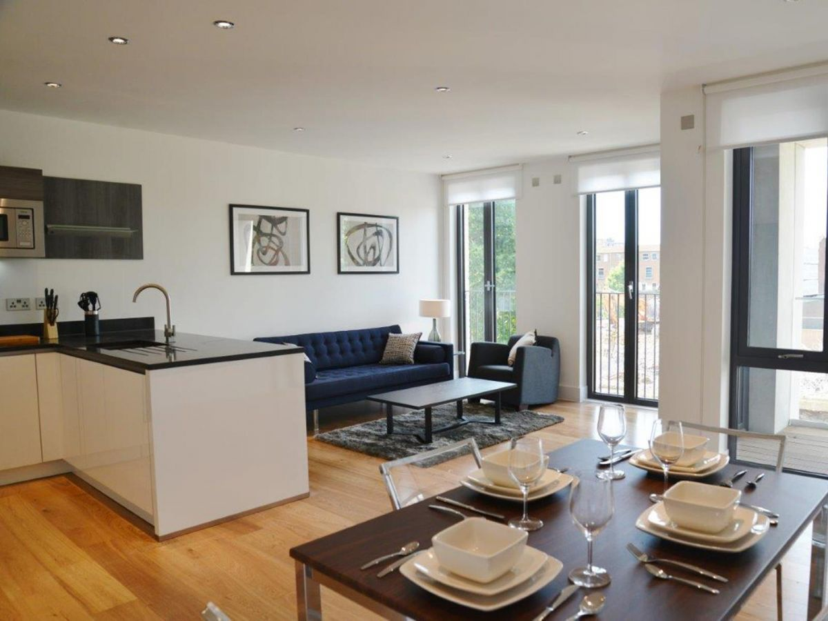 Notting Hill Serviced Accommodation - Portobello Road Apartments Near Kensington Palace 1