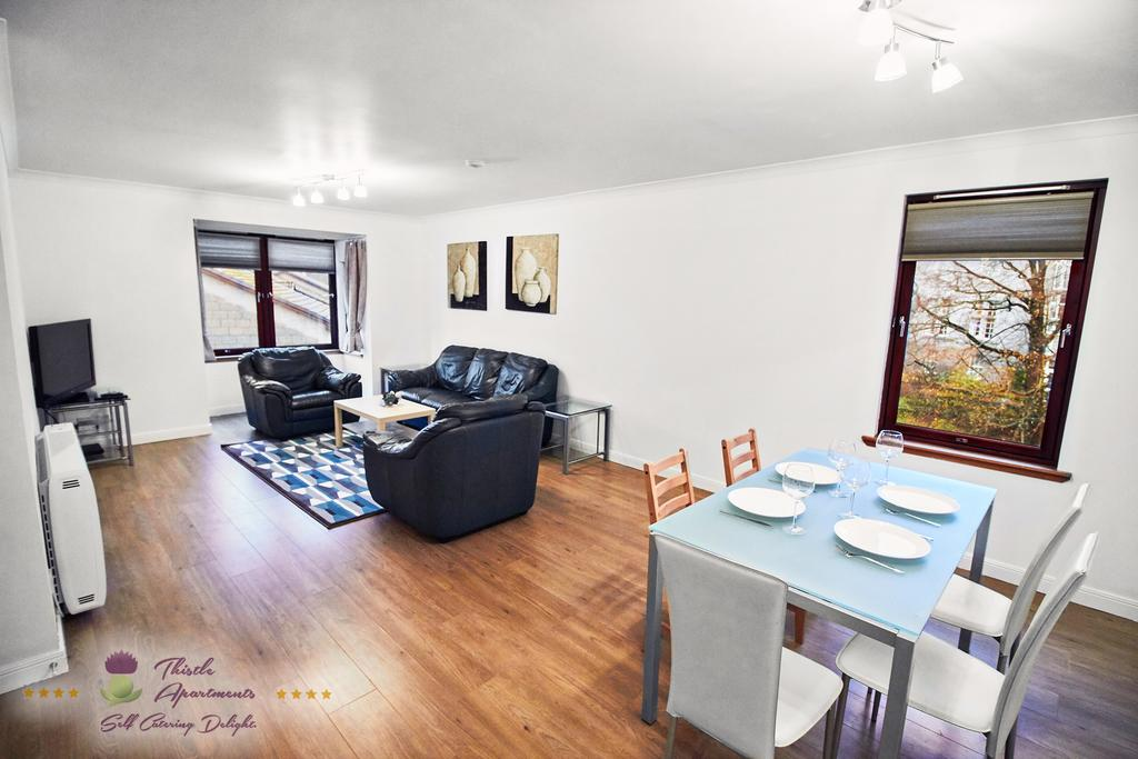 Self Catering Apartments Aberdeen - Bon-Accord Apartment Near Duthie Park - Urban Stay