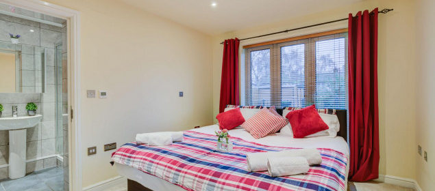 Serviced Accommodation Brentford - Mill Cross Apartments Near Brentford train station - Urban Stay 19