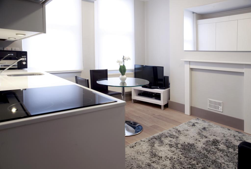 Serviced Accommodation Fitzrovia - Cleveland Street Apartments Near British Museum - Urban Stay 1