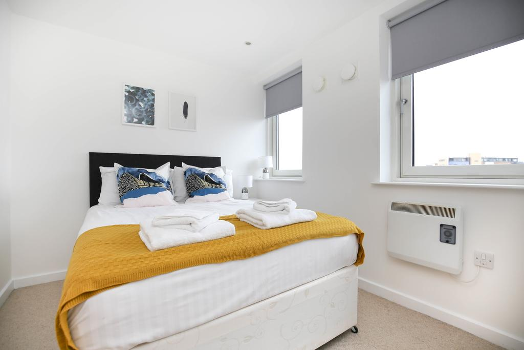 Serviced Apartments Newcastle - City Quadrant Apartments Near Utilita Arena - Urban Stay 3