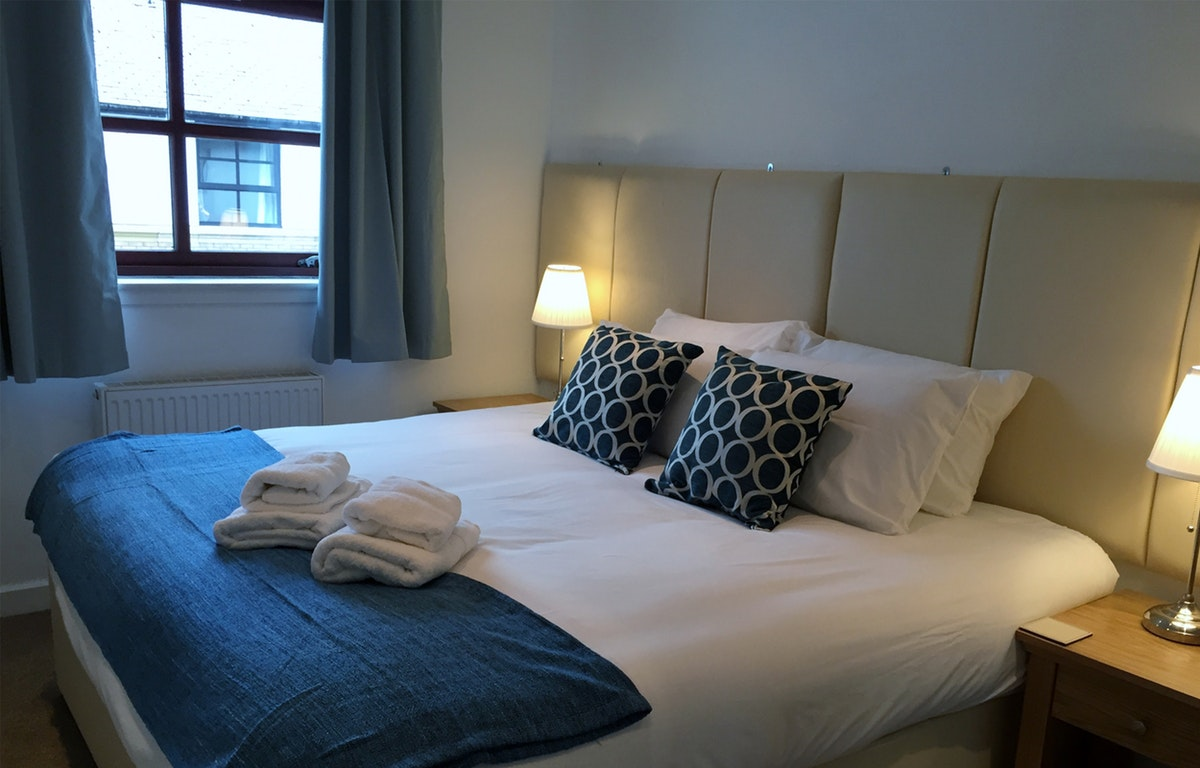 Short-let Accommodation Glasgow - Greyfriars Serviced Apartments Near Strathclyde University - Urban Stay 8