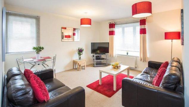 Warwick Serviced Apartments - Walwin Place Apartments Near Warwick train station - Urban Stay 1
