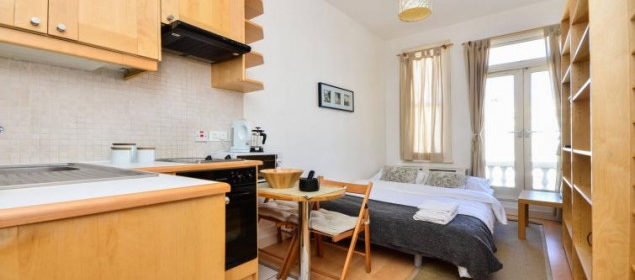West Kensington Serviced Apartments - Fairholme Road Apartments Near West Kensington underground station - Urban Stay 8
