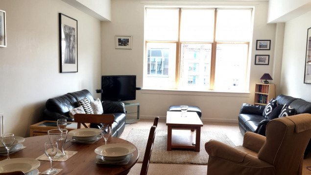 Luxury Serviced Apartments Glasgow - Chrysalis Apartment Near Glasgow Central station - Urban Stay 1