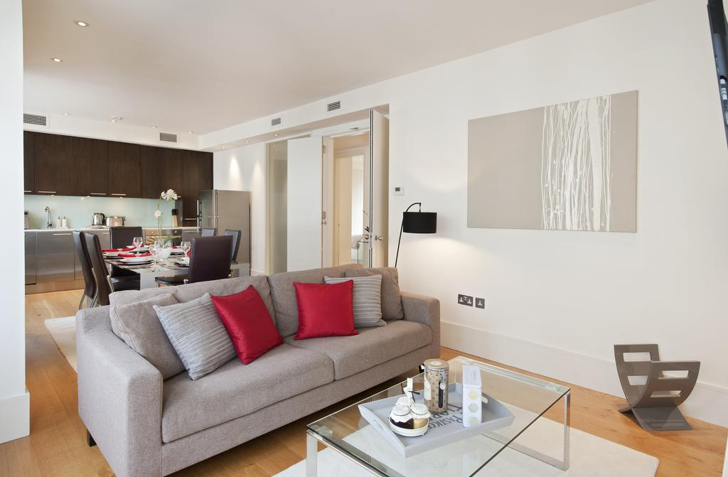 Marylebone Luxury Corporate Apartments - Portland Street Apartments Near Oxford Street - Urban Stay 15